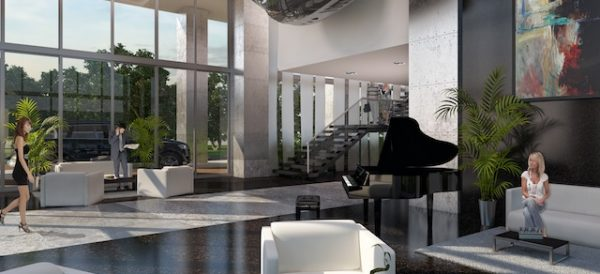 Lobby Principal – Quo Luxury Apartments