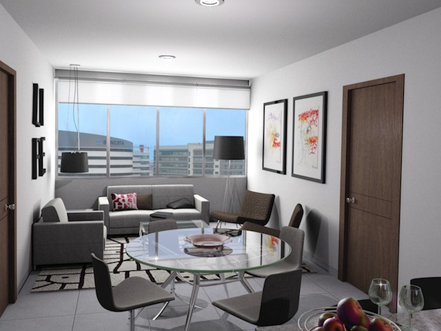 Departamento – Quo Luxury Apartments